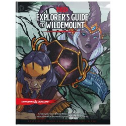 Dungeons & Dragons RPG Book - Explorer's Guide to Wildemount