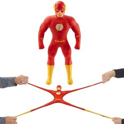 DC Comics The Flash Stretch Tänjningsbar Figur 17cm