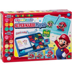 Aquabeads Super Mario Playset 900pcs & Accessories