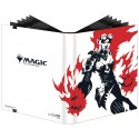Magic The Gathering - Chandra PRO-Binder for Magic, 9-Pocket