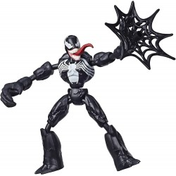 Marvel Spider-Man Bend and Flex Venom Action Figure