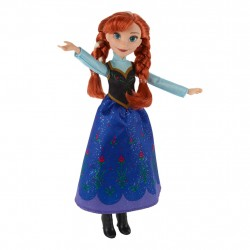 Disney Frozen Classic Fashion Anna Doll NOTE: PACKAGE DAMAGED