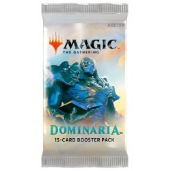Magic The Gathering: DOMINARIA Booster 1-Pack. Card