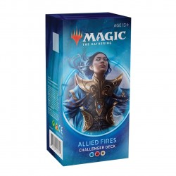 Magic The Gathering - Challenger Deck 2020: Allied Fires MTG - ALLIED FIRES Magic The Gathering 495,00 kr