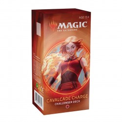 Magic The Gathering - Challenger Deck 2020 - Cavalcade Charge