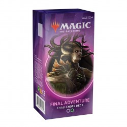 Magic The Gathering - Challenger Deck 2020 - Final Adventure MTG - FINAL ADVENTURE Magic The Gathering 495,00 kr