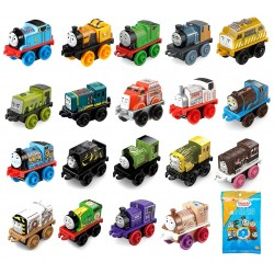 6-Pack Thomas & Friends Minis Blind Bag Collectible Toy Train