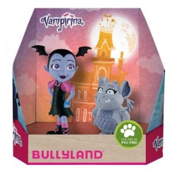 2-Pack Bullyland Disney Vampirina Figure Doll