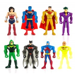 3-Pack DC Justice League Action Mighty Minis S2 Figure Blind Bags