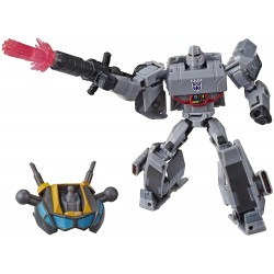 Transformers Cyberverse Adventures Deluxe Class Megatron Action Figure