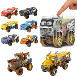 5-Pack Cars Mud Racing Cars With Suspension Diecast ASST