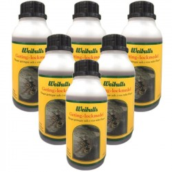 Weibull's Liquid Wasp Lure 250ml Against Wasps and Flies 6-Pack