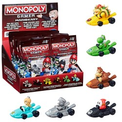 24-Pack Super Mario Monopoly Gamer Mario Kart Power Pack Figures
