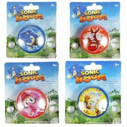 2-Pack Sonic The Hedgehog Sonic Boom Clutch YoYo With Light