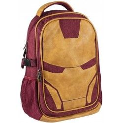 Avengers Iron Man Casual Travel Backpack School Bag 47x31x24cm
