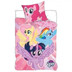 My Little Pony Bed linen Duvet Cover 140x200+70x90cm