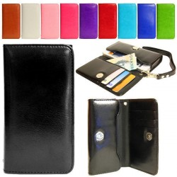 Fashion Wallet Case Holder Bag iPhone SE/5S/5/5C/4S + Lanyard