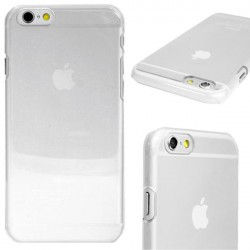 iPhone 6/6S Snap-on Kotelo Transparent Hard Case Cover Ultra Thin (0.8mm)