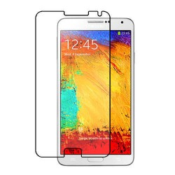 Samsung Galaxy Note 3 Tempered Glass Screen Protector Retail Package
