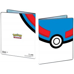 Ultra Pro Pokemon 4-P Portfolio Great Ball