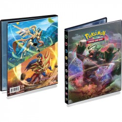 Ultra Pro Pokemon 4-P Portfolio Sword & Shield 2