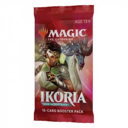 Magic The Gathering - IKORIA Lair Of Behemots Booster Pack 1-P