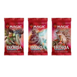 Magic The Gathering - IKORIA Lair Of Behemots Booster Pack 3-P