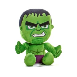Marvel Avengers Hulk Soft Plush Toy Pehmolelu 45cm