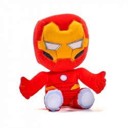 Marvel Avengers Iron Man Spiderman Soft Plush Toy Pehmolelu 45cm