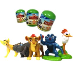 5-Pack Disney The Lion Guard Figures