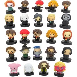 5-Pack Harry Potter Stampers Figures Assorted