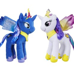 2-Pack My Little Pony Celestia & Luna Unicorn Pehmo 36cm