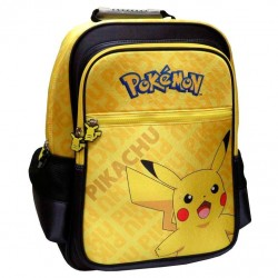 Pokemon Pikachu Backpack Bag Reppu Laukku 40cm Yellow/Black