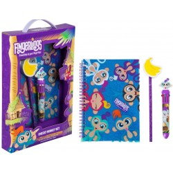 Fingerlings Stationery Set 4-piece 30x21cm