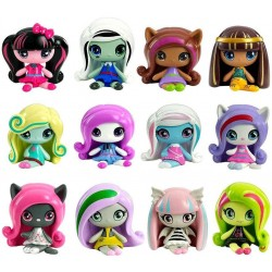 36-Pack Monster High Minis Mystery Pack Figure Doll Blind Bag S1