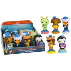 16-Pack Octonauts Squirters Bath Toys Set Figures