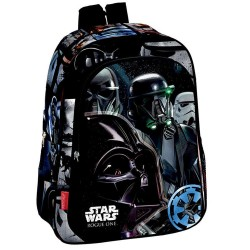 Star Wars Rogue One Darth Vader 3D Backpack School Bag 37cm