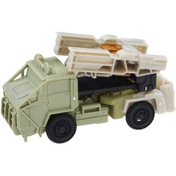 Transformers 1-Step Turbo Changer Autobot Hound 11cm