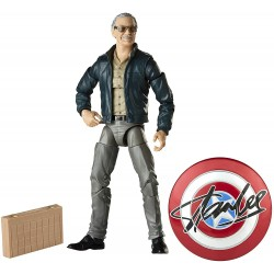Hasbro Marvel Legends Series 6-inch Collectible Action Figure Stan Lee