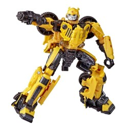 Transformers Deluxe Class Studio Series 57 Bumblebee Offroad Action Figure